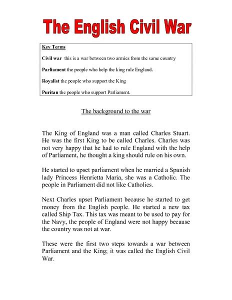 5th Grade Civil War Worksheets The Best Worksheets Image
