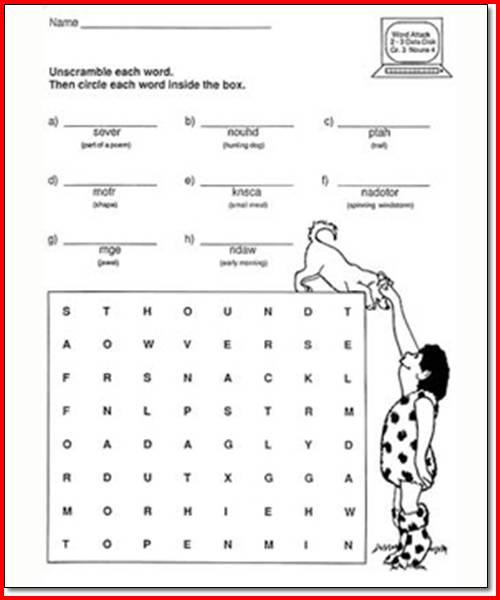 5th Grade Language Arts Lesson Plans   Kristal Project Edu   Hash