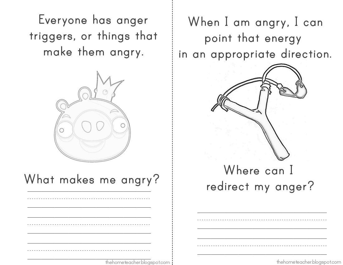 Angry Birds Preschool Worksheets  1092463