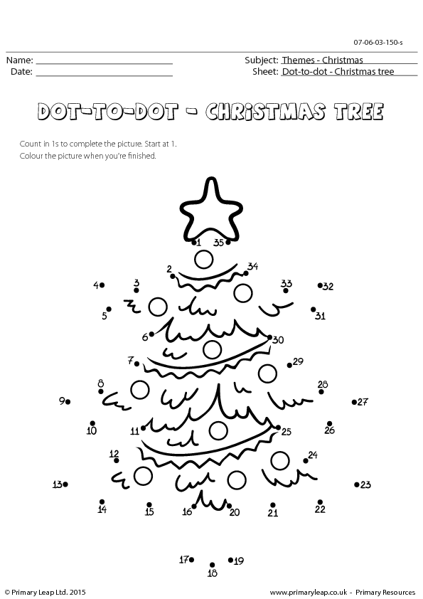 Christmas Printable Worksheets  506336