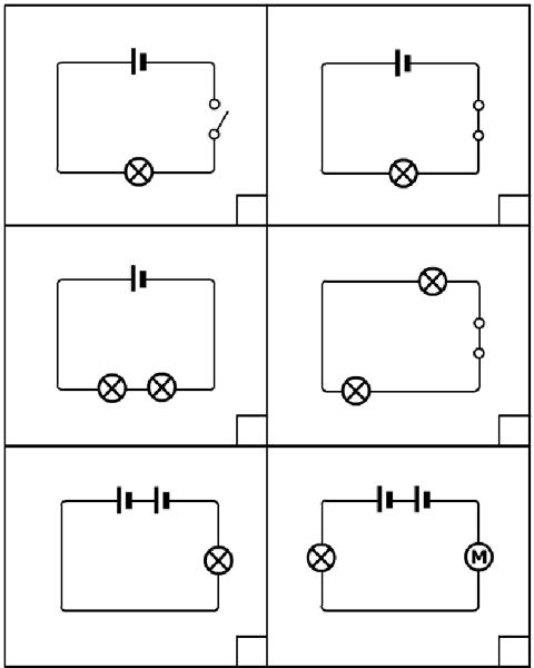 Circuit Diagram Worksheet Ks2