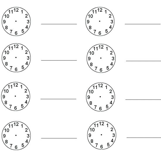 Clock Face Template Without Hands With Best Photos Of Cute Time
