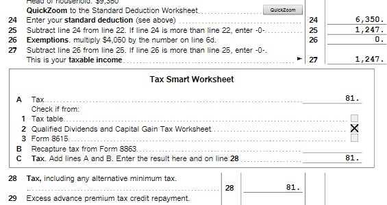Credit Limit Worksheet 8863 Inspirational Irs Form Line 6 D