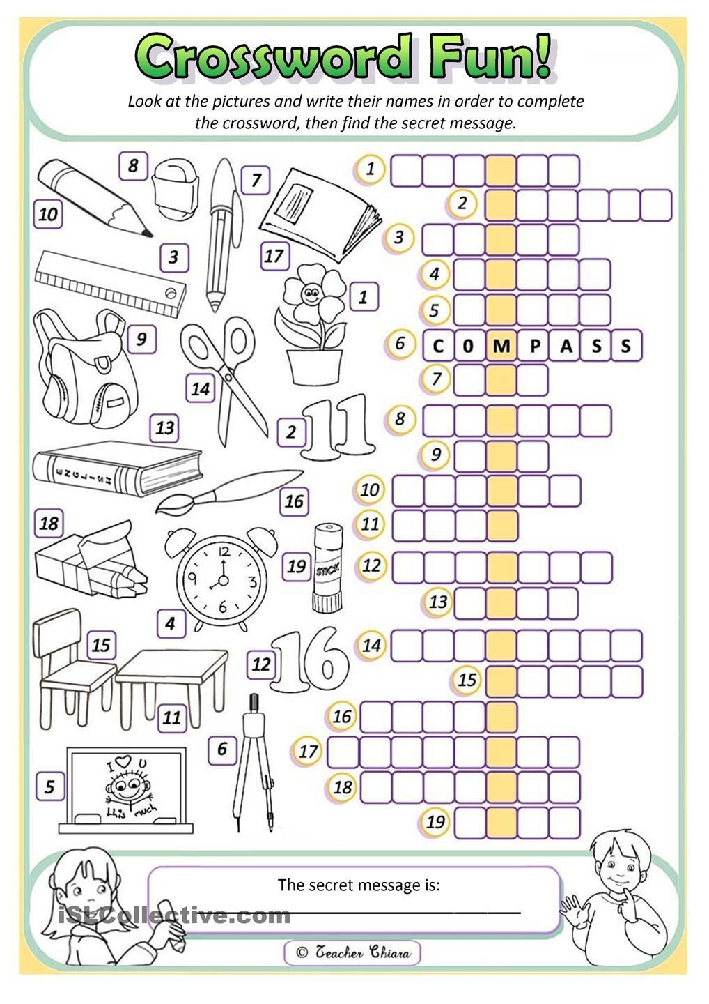 Elementary School Worksheets  735818