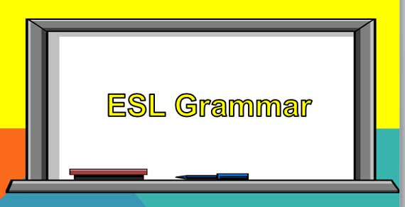 Esl Grammar Worksheets