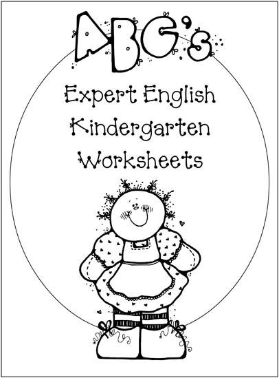 Expert English Kindergarten Worksheets