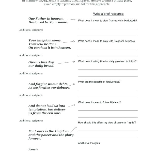 Free Youth Bible Study Worksheets 16 Awesome Worksheet Template