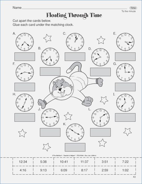 Fun Math Worksheets For Third Grade  501866