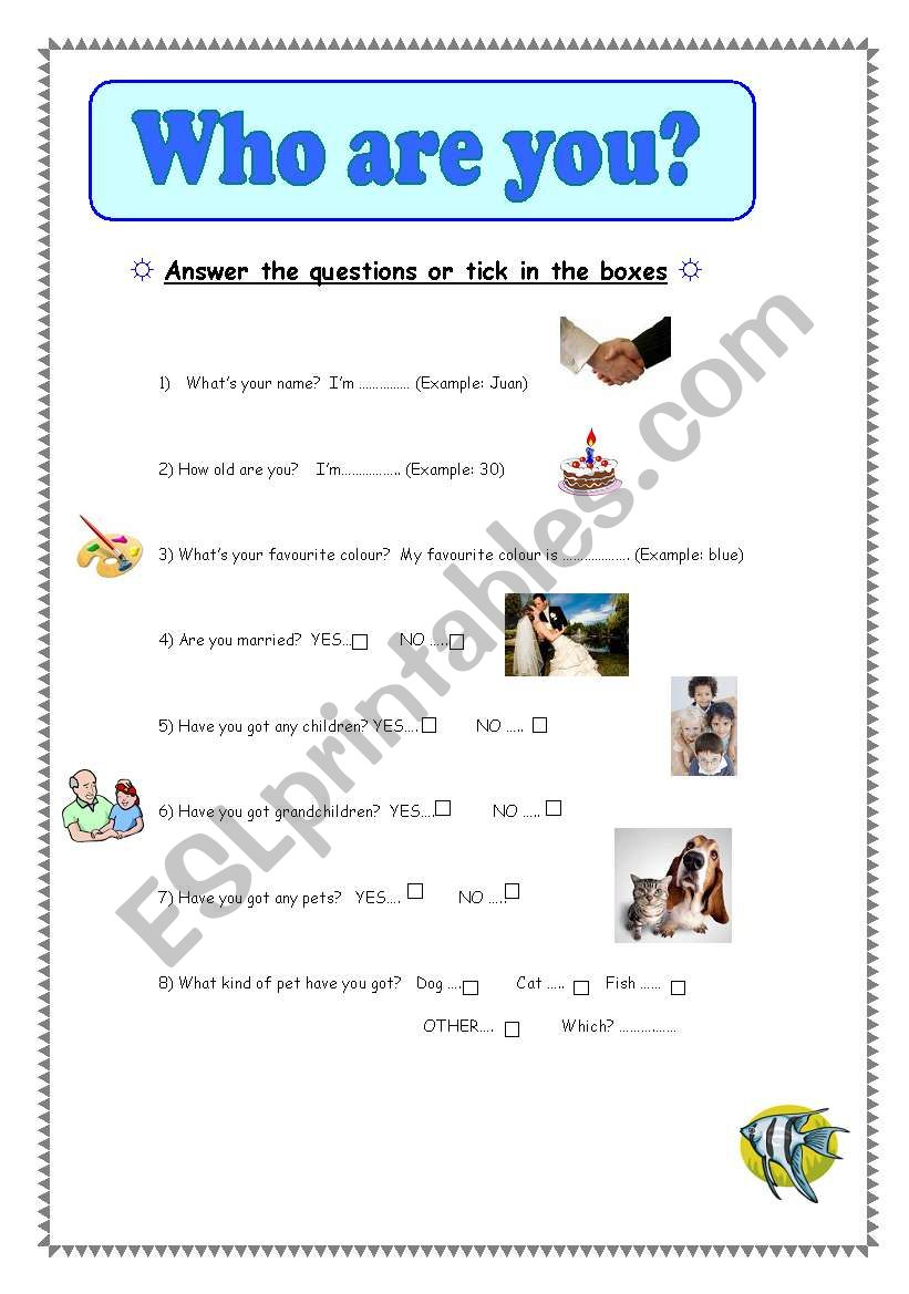 Icebreaker Worksheets For Adults  2194517