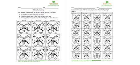 Maths Worksheets For Ks1, Primary Maths Lesson Plan