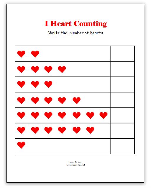 Kindergarten Basic Math Worksheets 1139880