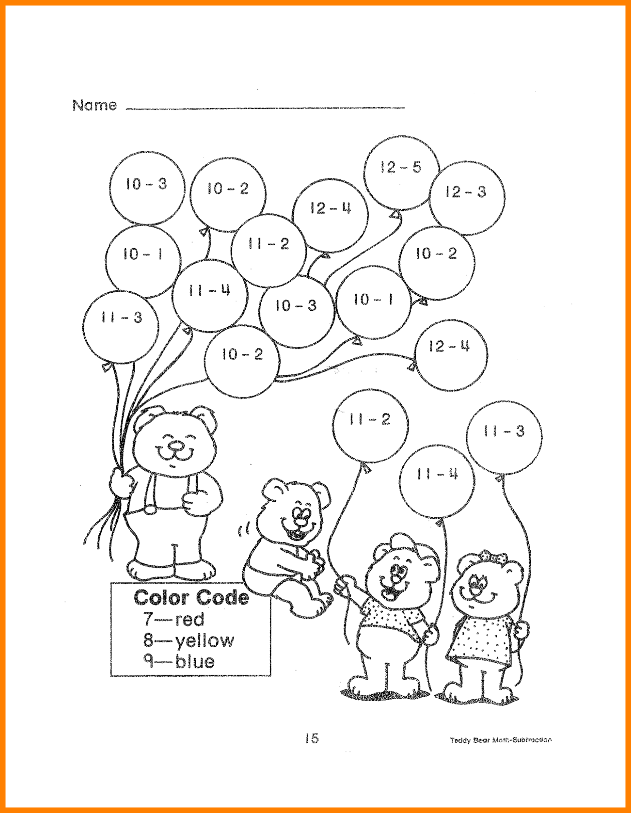 Math Worksheets That Are Fun 903778