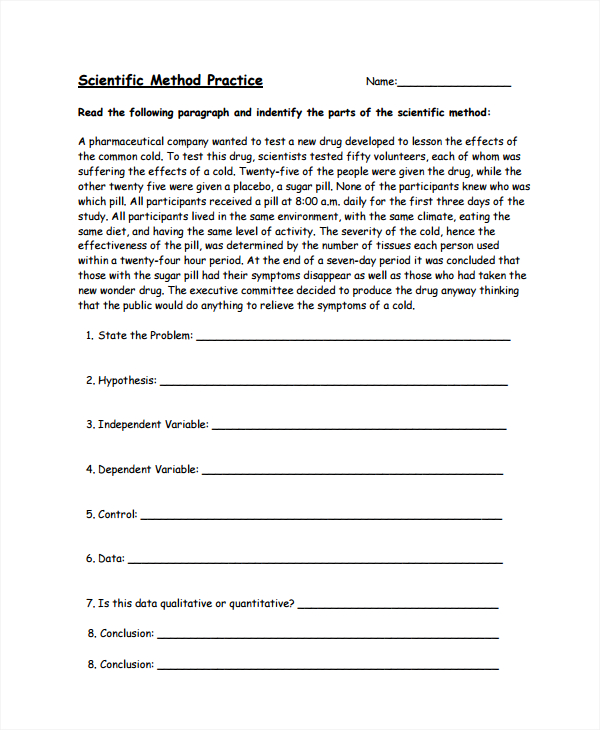 Method Worksheet Best 25 Scientific Method Worksheet Ideas On
