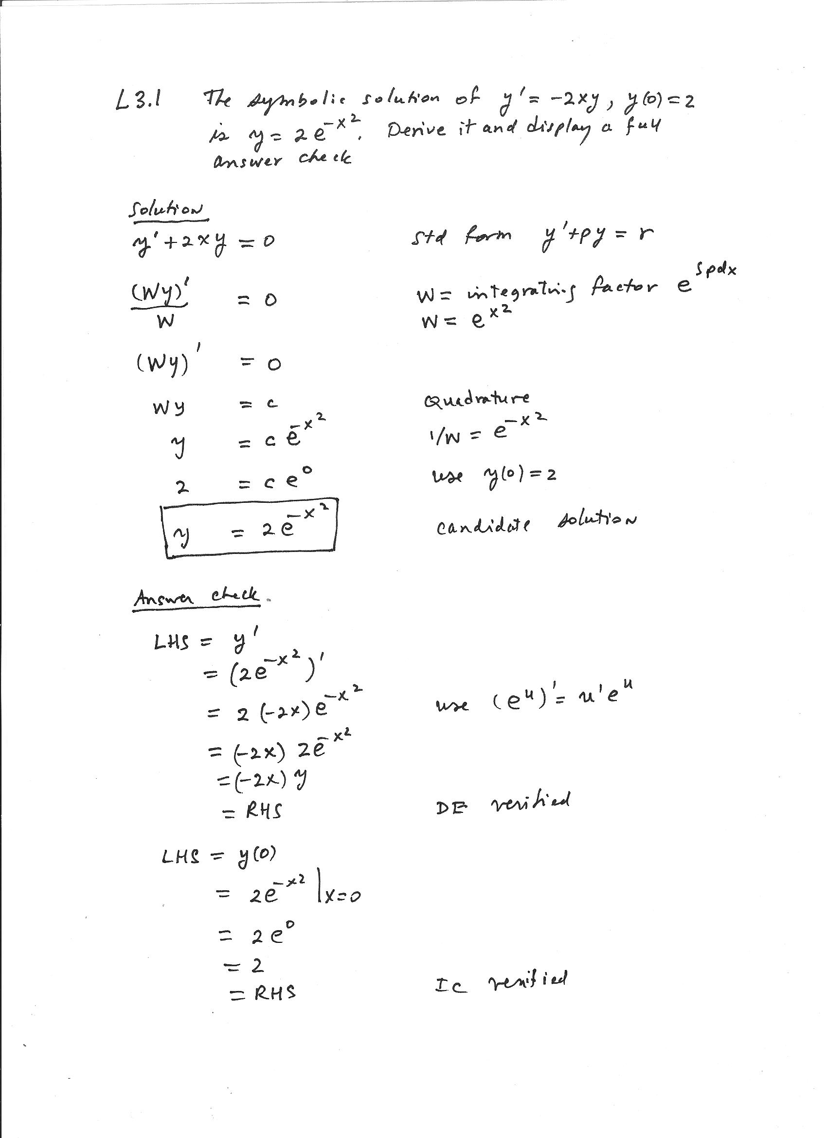 Physics Math Worksheet Algebra Substitution  1009620