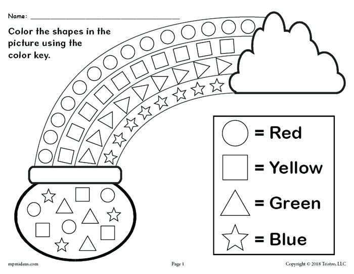 Preschool Colouring Worksheets Pdf 1275474