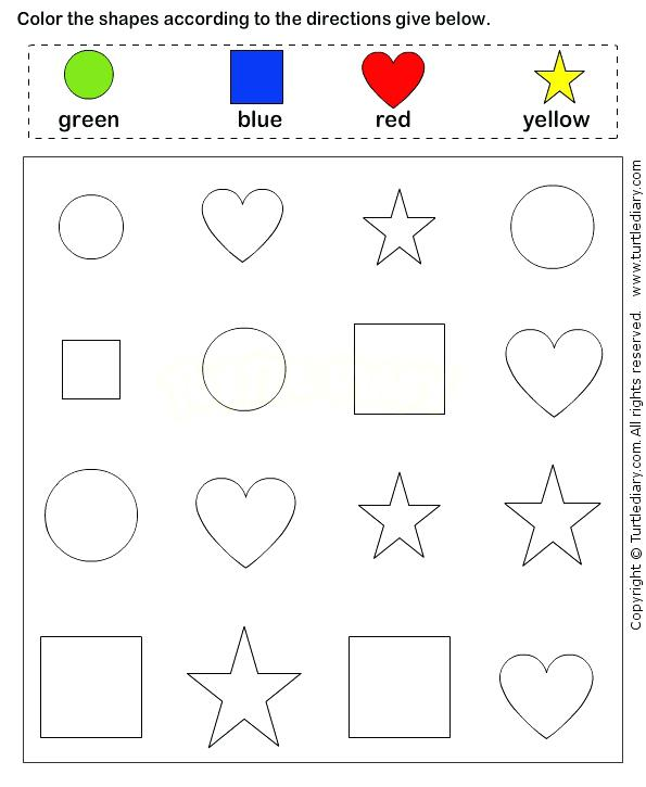 Preschool Worksheets Age 2 3 Pdf  1278303