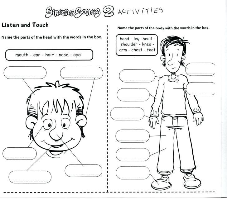 Preschool Worksheets Age 4 Numbers Preschool Worksheet From Free