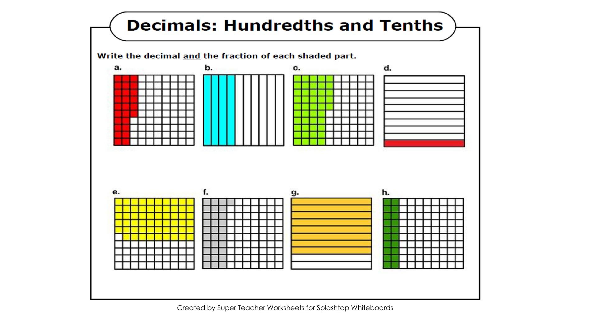 Super Teacher Worksheets Decimal Multiplication 1288346