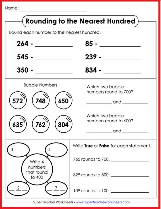 Super Teacher Worksheets Math Decimals  192330