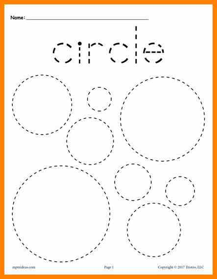 Toddler Printable Worksheets