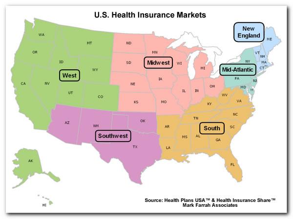 United States Regions Map Worksheet  830362