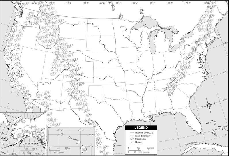 Us Landforms Worksheet The Best Worksheets Image Collection