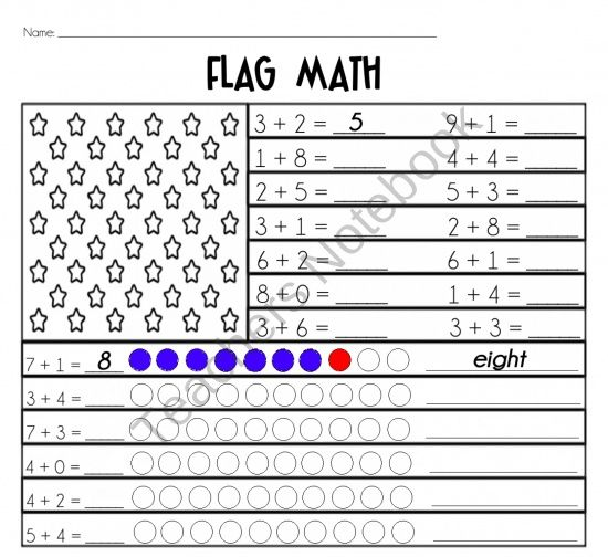 Veterans Day Math Worksheets Middle School 504873