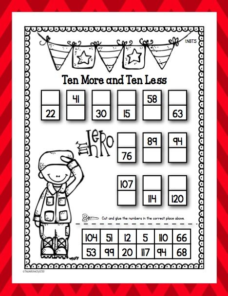 Veterans Day Math Worksheets The Best Worksheets Image Collection