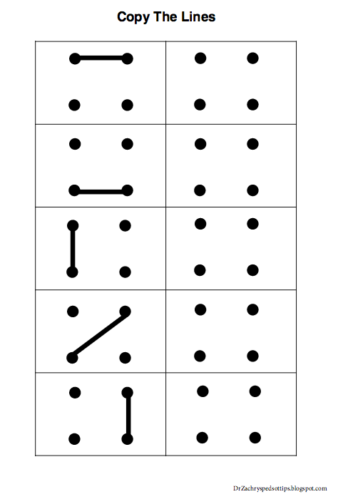 Visual Perceptual Skills Worksheets Worksheets For All