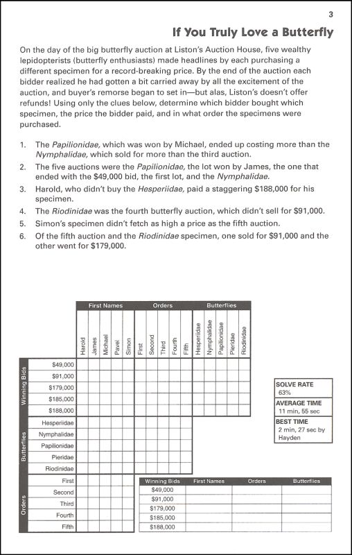 88 Deductive Reasoning Worksheets For Adults, Adults For