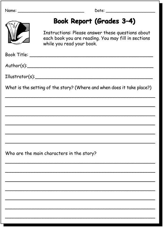 4th Grade Language Arts Worksheets Worksheets For All