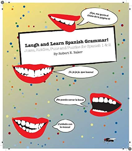 Amazon Com  Laugh & Learn Spanish Grammar! Book  Toys & Games
