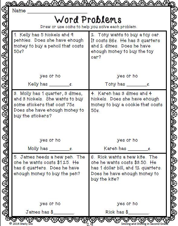 5th Grade Common Core Math Word Problems Worksheets Worksheets For