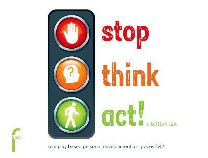 Stop Think Act Worksheets
