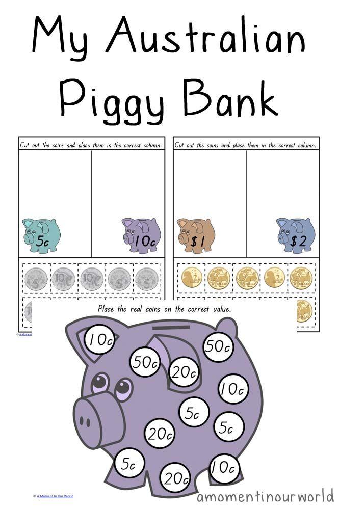 20 Best Money Images On Free Worksheets Samples
