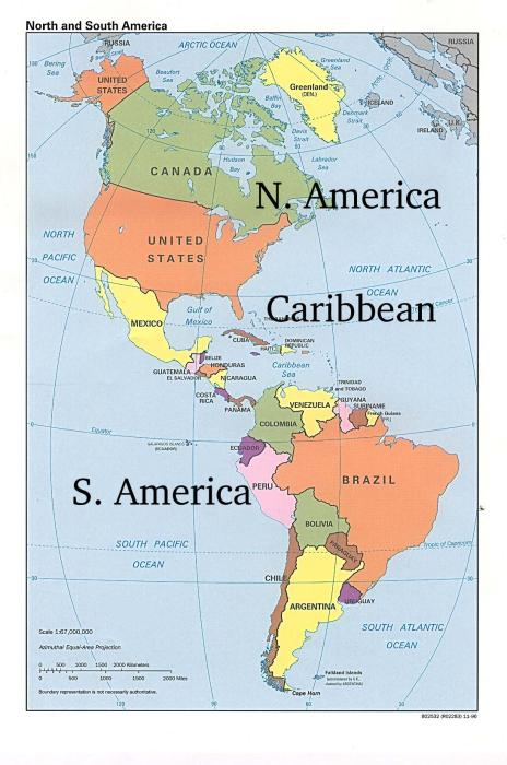 Lesson 1 Five Themes Of Geography Of Ecuador