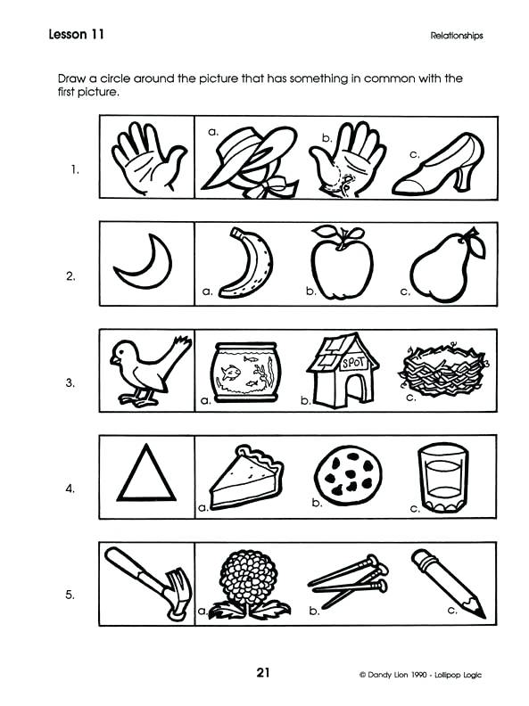 Gr Math Worksheets Middle School Grade In With Answers South