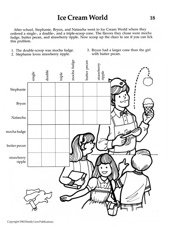 Deductive Reasoning Worksheets With Answers Worksheets For All