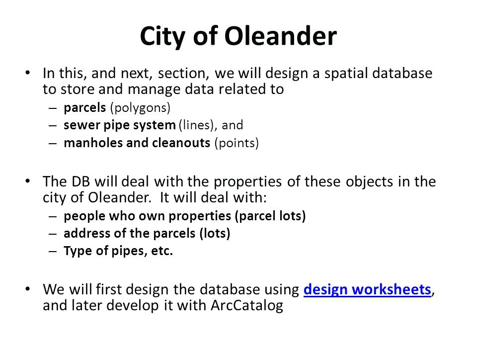 Designing Video Online Download City Of Oleander In This And Next