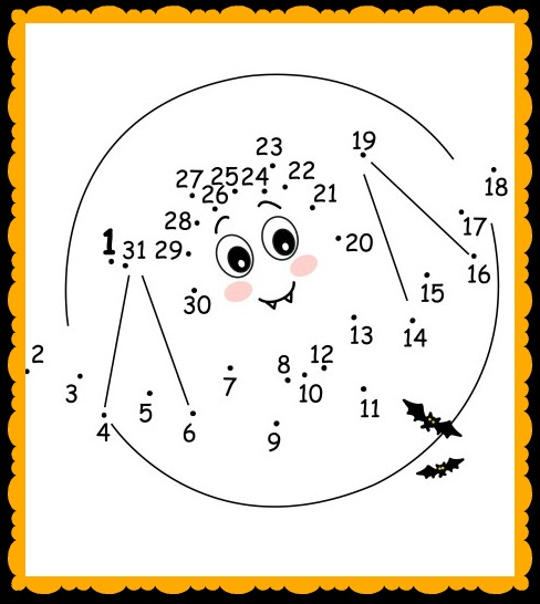 Free Halloween Worksheets For Kindergarten Worksheets For All