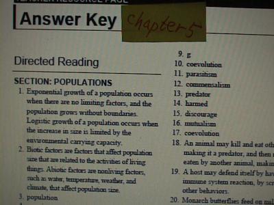 Holt Biology Worksheets Answers  19 Worksheet