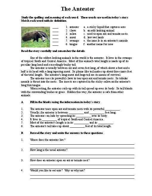 Ela Reading Worksheets – Satfiles