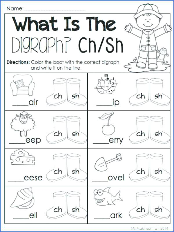 Split Digraph Worksheets Images Worksheet For Kids Maths Printing
