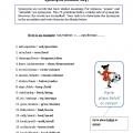 5th Grade Language Worksheets
