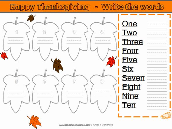 Algebra 1 Thanksgiving Worksheets – Festival Collections