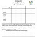 Superlative Worksheets Elementary