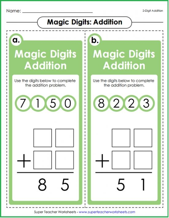 Your Students Will Love Magic Digits Math Games! Available For