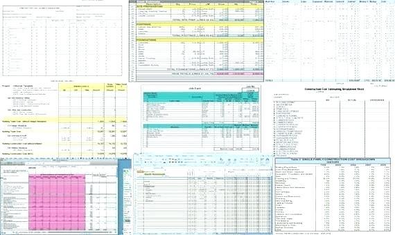 Estimation Worksheets – Investoption Club