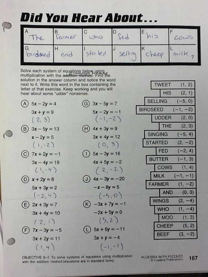Free Math Worksheets With Answer Key Multiplying 2 Digit By 1
