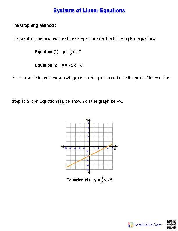 Math Worksheets For Pre Algebra  1826532